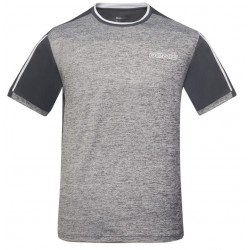 Melange Tee Gris Chiné/Anthracite